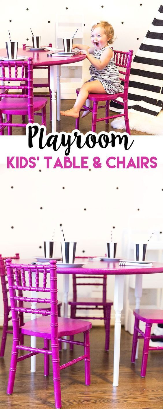 Kids Playroom Table And Chairs 479 best diy | kid stuff images on pinterest | games, toys and