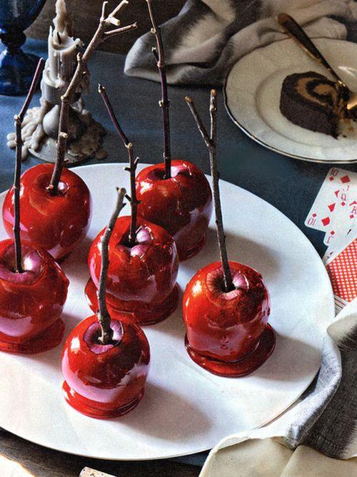 Halloween Wedding, Ideas, Halloween Parties, Halloween Recipe, Candies Apples, Candy Apples, Halloween Food, Food Recipe, Caramel Apples