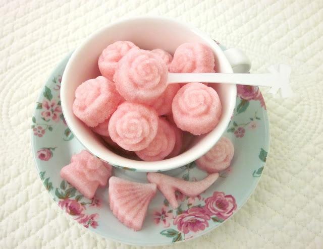 Chiarapassion: Zollette di zucchero homemade