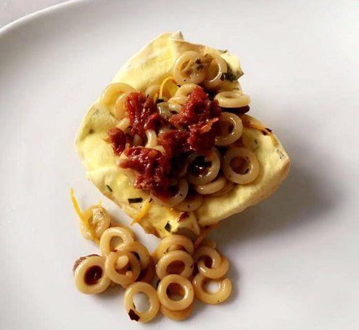 Giglio Cooking School: Anellini Siciliani Aromatici - Sicilian Aromatic P...