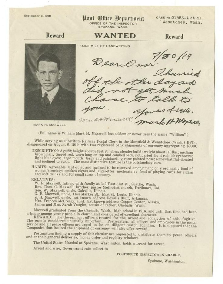 38 best wanted posters images on Pinterest True crime, Crime and - criminal wanted poster