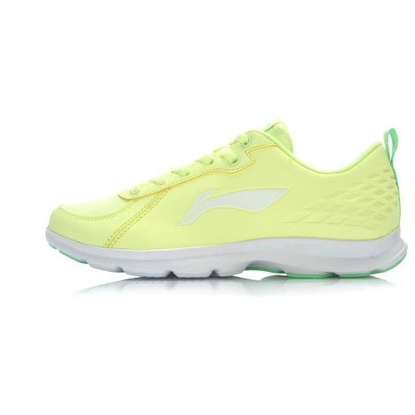 Original LI-NING ARBJ004 Women Running Sneakers (€32) ❤ liked on Polyvore featuring shoes, sneakers, li ning, li ning shoes and li ning sneakers