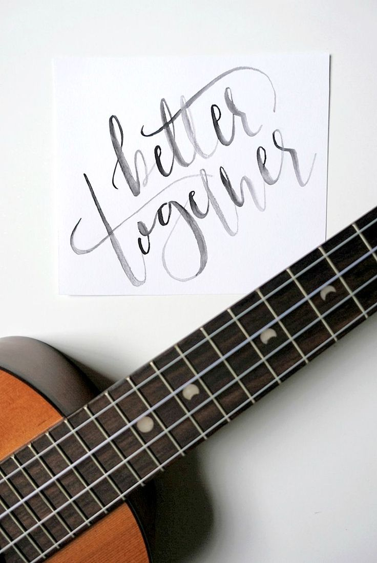 My Ukulele Rendition of Better Together By Jack Johnson - http://www.happinessisblog.com/ #Typepad #Blogging #Music
