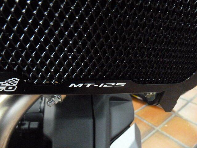 Yamaha MT-03 Full Radiator Cover Protector 2016 Genuine