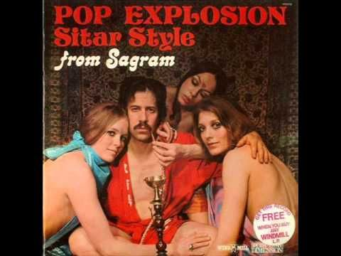 Sagram - Pop Explosions Sitar Style From Sagram 1972 (FULL) [Psychedelic Folk-Rock]