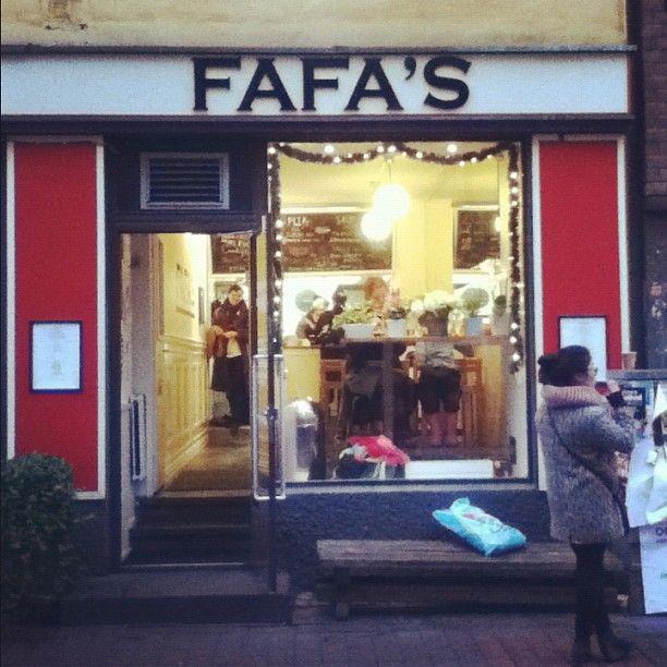 Fafa's  Iso-Roobertinkatu