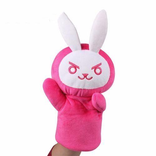 Overwatch Plush Hand Puppets Genji/Dva/Reaper - AFK eSport Store
