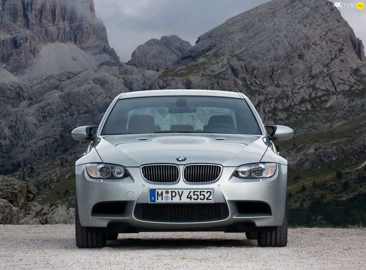 BMW M3 [3840x2833]