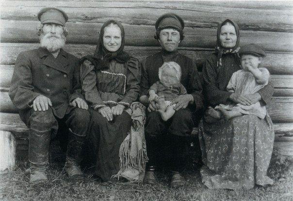 Крестьяне. 1910-е