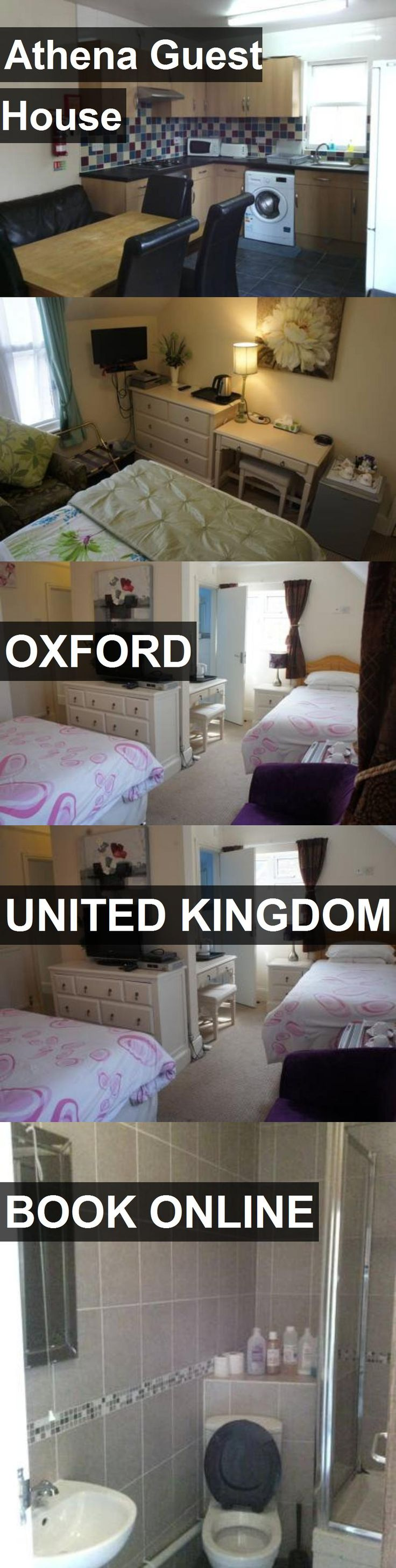 Athena Guest House in Oxford, United Kingdom. For more information, photos, reviews and best prices please follow the link. #UnitedKingdom #Oxford #travel #vacation #guesthouse