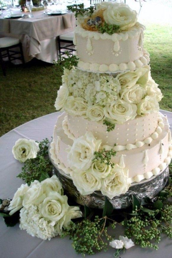 Country Wedding Cakes ♥ Wedding Cake Design | Katli ve Suslu Dugun Pastasi