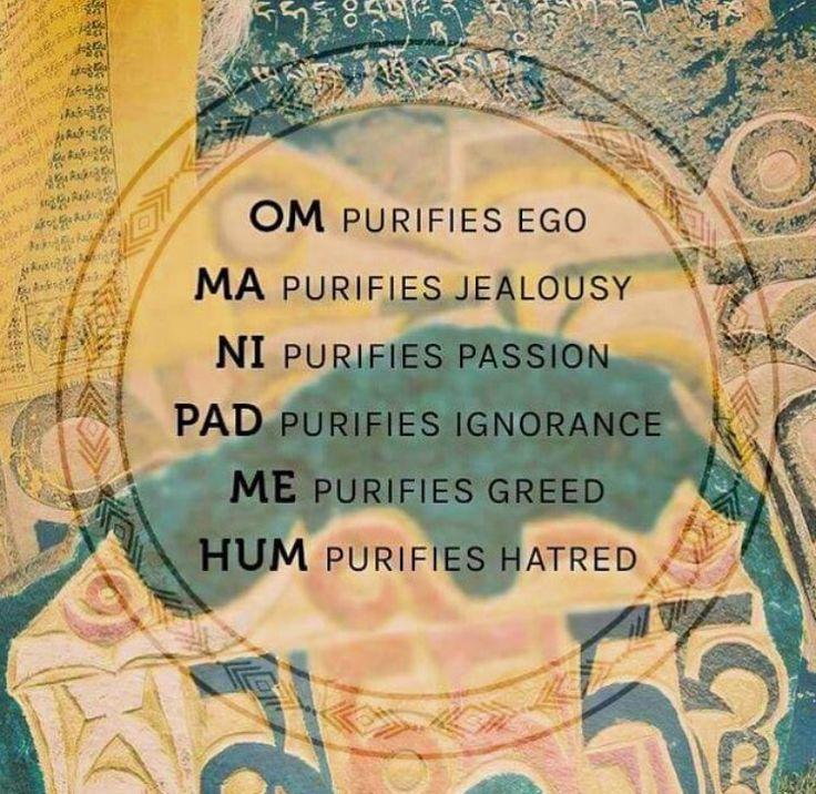 Yoga Matras: 25+ Best Ideas About Yoga Mantras On Pinterest
