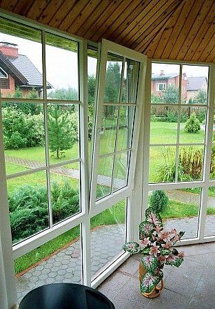 Тёплые окна REHAU для спальни. РАССРОЧКА.
