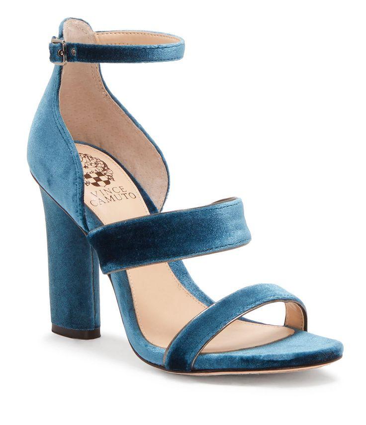 Vince Camuto Robeka Velvet Dress Sandals Dillards Dress