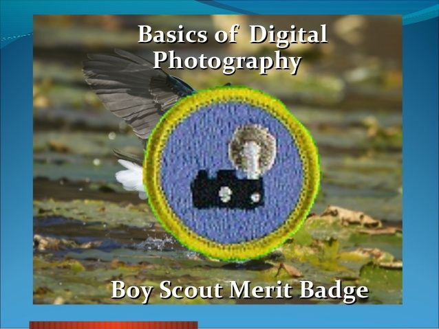 boy merit badge scout scouts cub slideshare course eagle badges scouting digital patch display