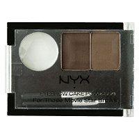 Nyx Cosmetics Eyebrow Cake Powder. This makes my brows look amazing love it !!!