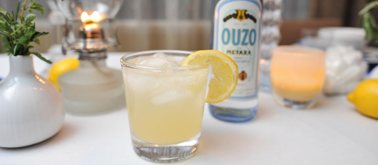 <p>The most common drink associated with Greece is ouzo. Ouzo is an anise-flavored aperitif. I knew the signature cocktail for my Greek menu had to contain Ouzo. So, while playing around with different ideas, I realized I still had a good amount of my sour mix that I had made …</p>