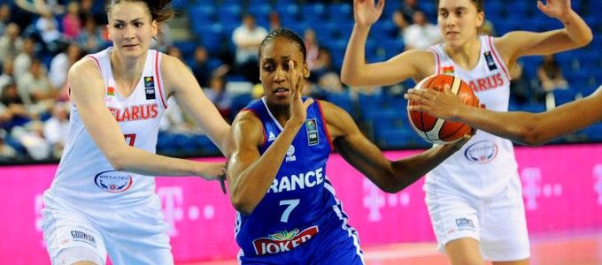 Sandrine Gruda, la championne | Région Martinique - Blog