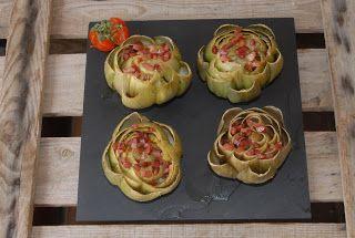 Bakemester Snipp: Fredagstapasen; Artisjokker med serrano skinke