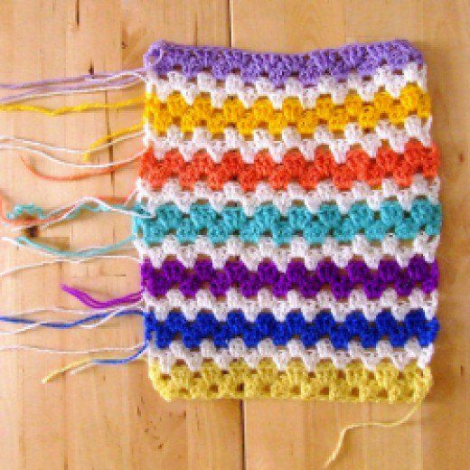 Crochet is a very popular craft and is easy to get started with....you just need yarn and crochet hooks! This page contains links to the best beginner's tutorials and a large number of free patterns.
