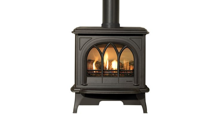 A popular stove in the Gazco range, the Huntingdon 30 gas stove successfully combines refined styling with efficient heating technology. The Huntingdon 30