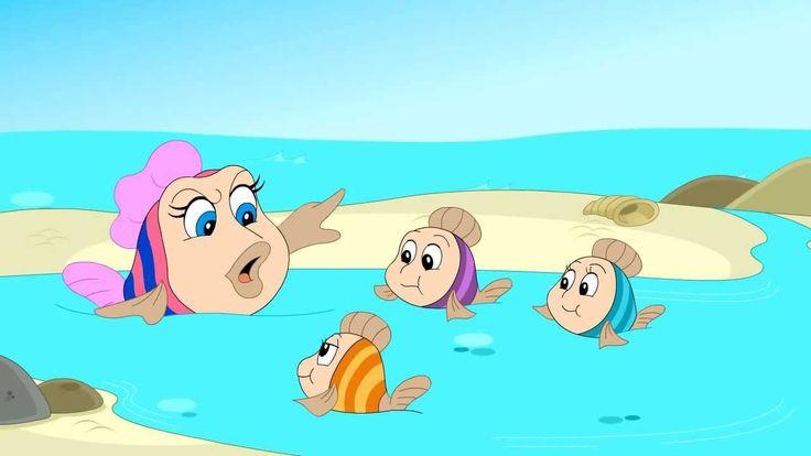 Vier Kleine Visjes