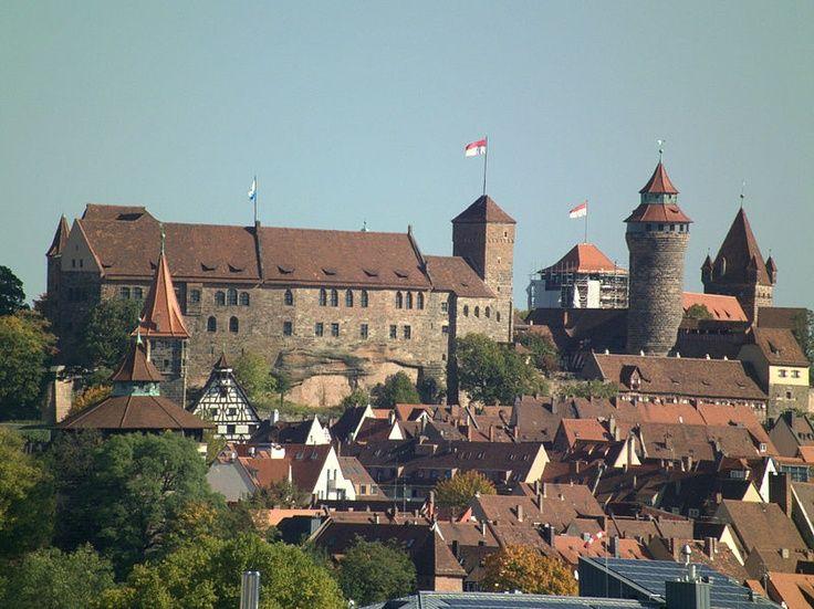 Nürnberg in Bayern