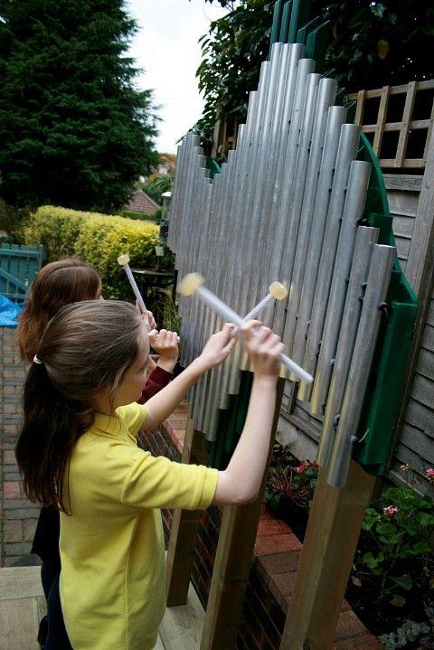Swirl Musical Instruments - School Playground Equipment Playground Equipment
