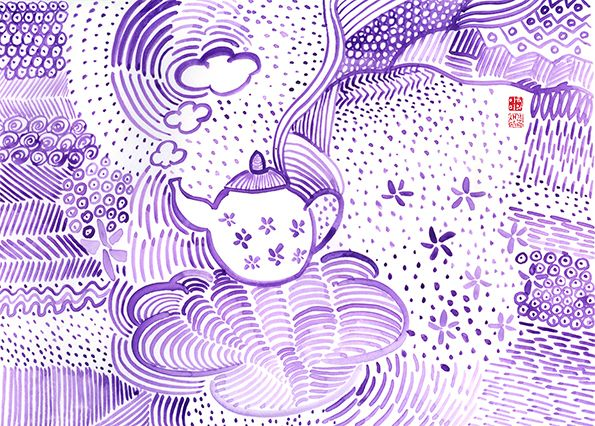 drawing_매일 열받는 주전자의 꿈<차갑게 살자>