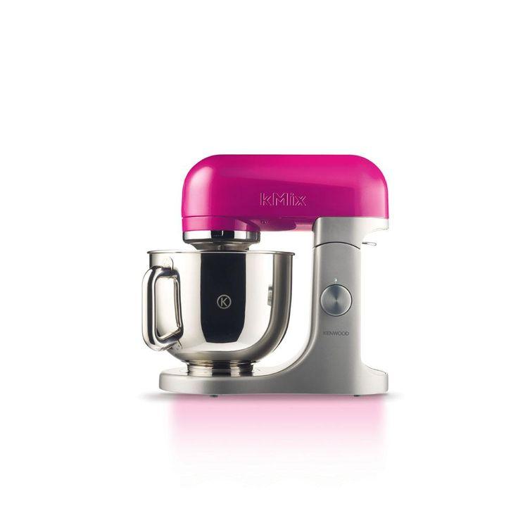 Kenwood kmix mixer pink 77999 from noel leeming