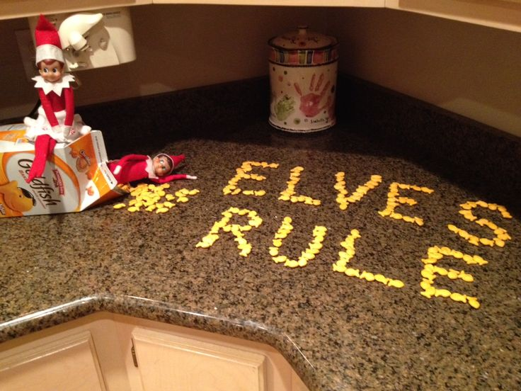 Elves Rule!