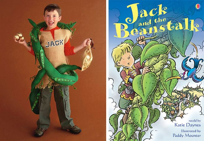 The best DIY book week costumes: Jack and the Beanstalk | Mum's Grapevine