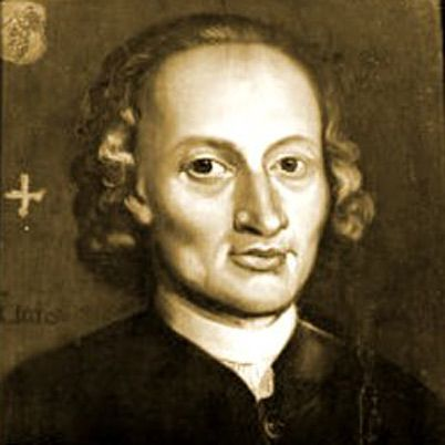 Johann Pachelbel, composer of my favourite piece