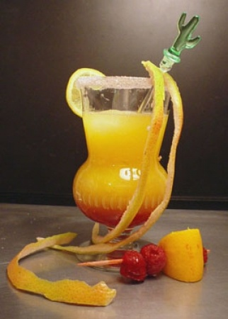 Le Maltais cocktail sans alcool
