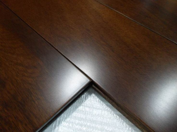 dark taun solid wood flooringjpg 740555 - Dark Hardwood Castle 2016