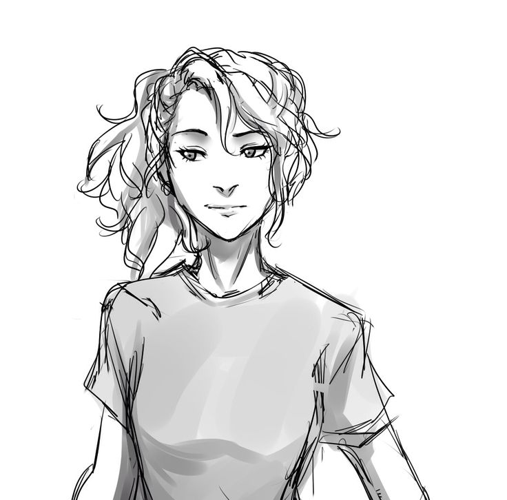 Annabeth almost how i picture her