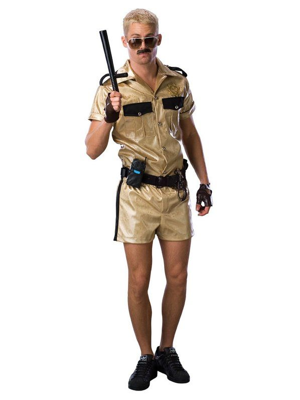 Halloween Deluxe Lt. Dangle Costume