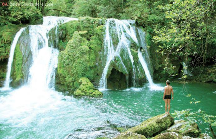 ¿Aficionado al baño salvaje? Aquí hay 18 lugares de ensueño … ¡en Francia!