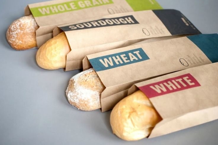 RE.STORE Branding, sustainable grocery, reusable, graphic design, bread bags www.brittanyalbertson.com