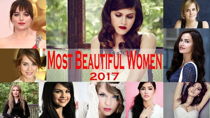 Top 10 Most Beautiful Women in World 2017