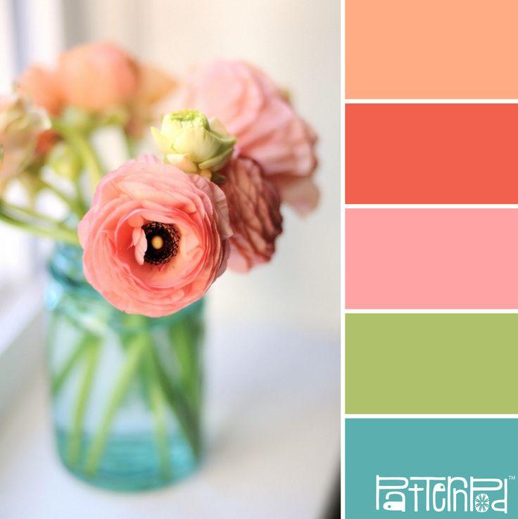 Bouquet #patternpod #patternpodcolor #color