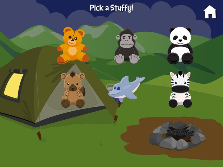 Camping With Grandpa - This has been a HUGE hit with the preschool set and had more than a few adults waxing nostalgic over trips from long ago.
