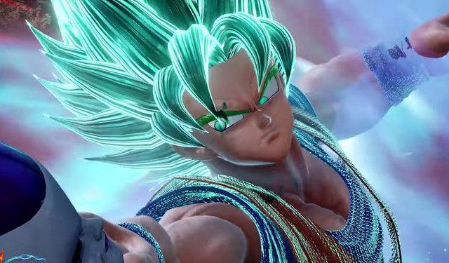 Jump Force Awakens With Goku Vegeta And Freeza In New Trailer Goku Dragon Ball Super Goku Force Awakens