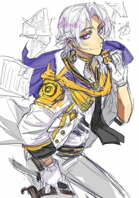 Im-Great Priest Imothep Makoto Morishita