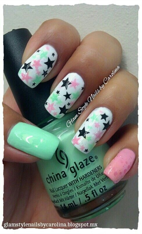 176 best Nails images on Pinterest   Nail scissors, Cute nails and ...
