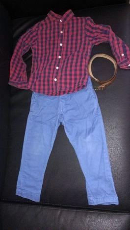 Je viens de mettre en vente cet article  : Ensemble & Combinaison pantalon Zara 15,00 € http://www.videdressing.com/ensembles-combinaisons-pantalons-/zara/p-4581434.html?utm_source=pinterest&utm_medium=pinterest_share&utm_campaign=FR_Enfant_Gar%C3%A7on_V%C3%AAtements_Ensembles+%26+Combinaisons+_4581434_pinterest_share