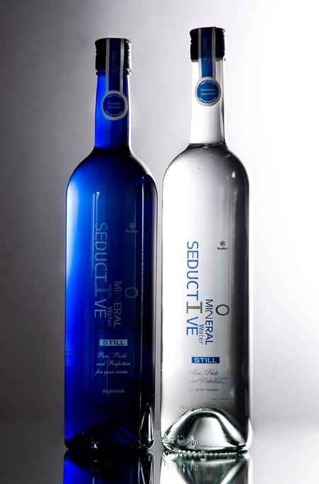 Seductive Mineral Water