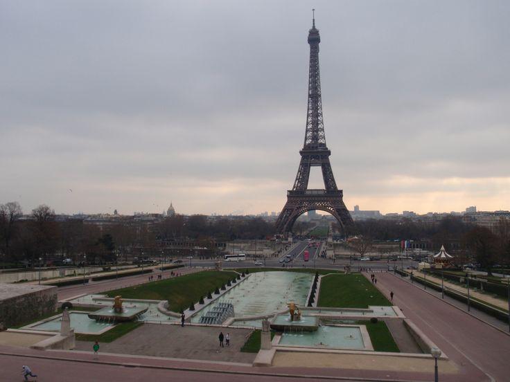 Eiffel desde Trocadero