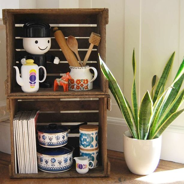 3 Great Swift Y And Thrifty Diy Decorating Ideas: 1000+ Ideas About Old Wooden Crates On Pinterest