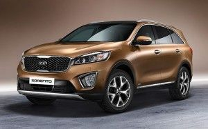 All-New 2015 Kia Sorento